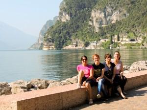 Sagron Mis a Riva del Garda